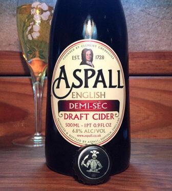 Aspall Demi-Sec Cider