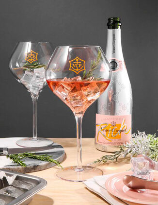 Clicquot Rich and Rosemary