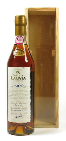 Comte de Lauvia 1960