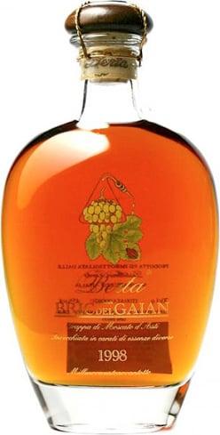Distillerie Berta Bric del Gaian 1998 Moscato d'Asti Grappa