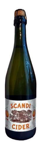 Scandi Pear Cider