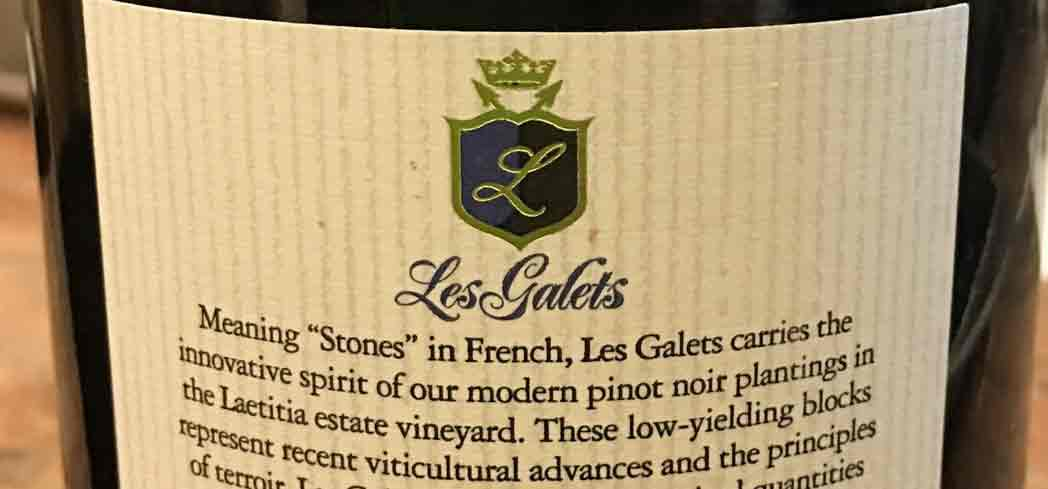 Wine Glossary L