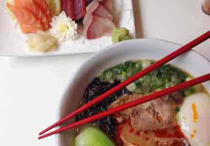 Asian food wine pairing