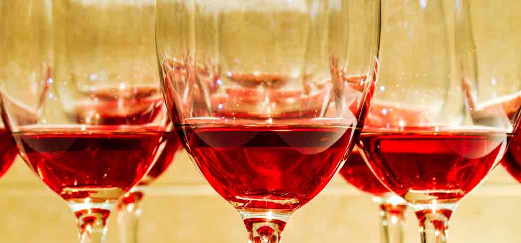 How blush wine is made