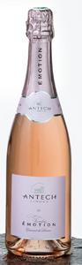 """2016 Antech """"Émotion"""" Crémant de Limoux Rosé"""