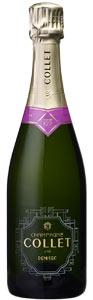 Champagne Collet Demi-Sec