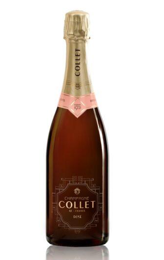 Champagne Collet Brut Rosé