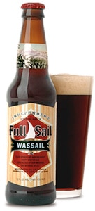 Full Sail Brewing Company Wassail Winter Ale