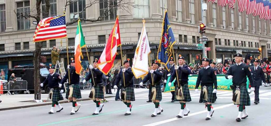 NYC Saint Patrick's Day Parade