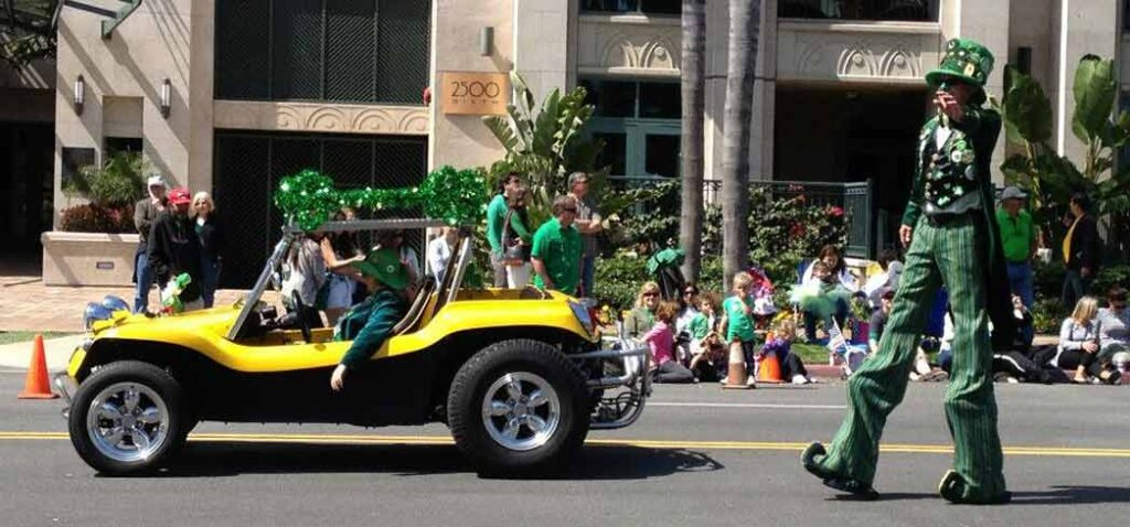 San Diego St. Patrick's Day Parade and Festival