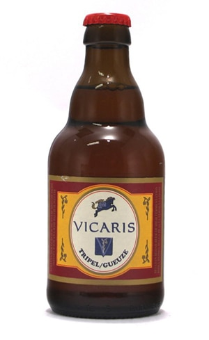 Vicaris Tripel-Gueuze