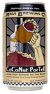 Maui Brewing Co. Coconut Porter