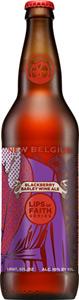 New Belgium Blackberry Barley Wine