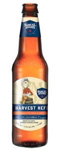 Sam Adams Harvest Hefe