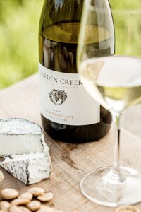 2015 Garden Creek Chardonnay, Clonal Selection