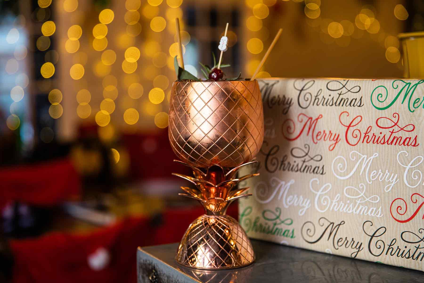Best restaurants for Christmas