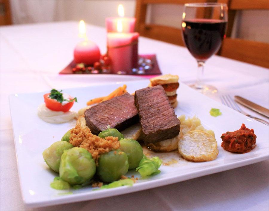 Steak wine pairing