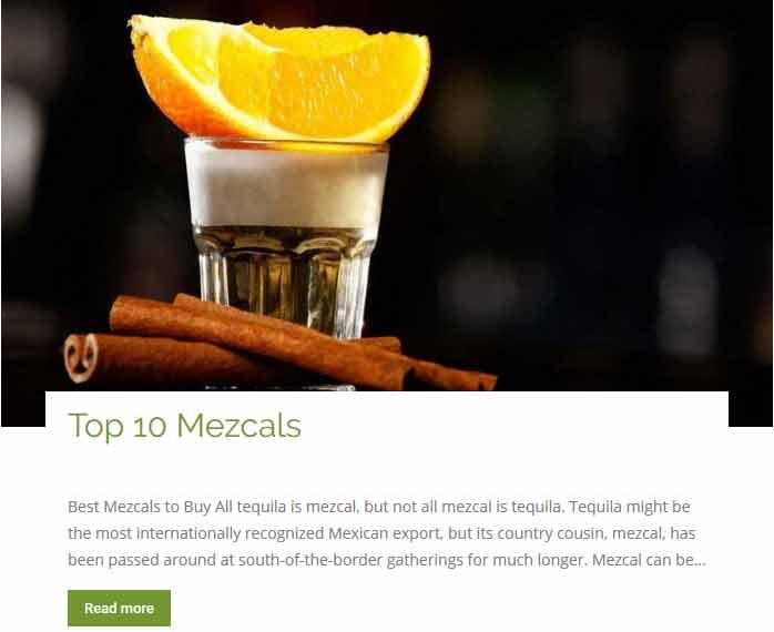 Best Mezcals