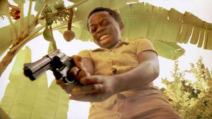 Douglas Silva in City of God