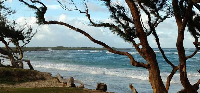 Malaekahana Bay, Oahu