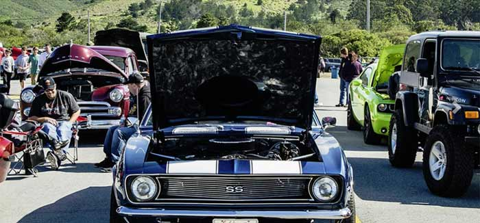Car enthusiasts flock to Pacific Coast Dream Machines every year
