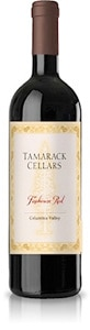 2016 Tamarack Cellars Firehouse Red