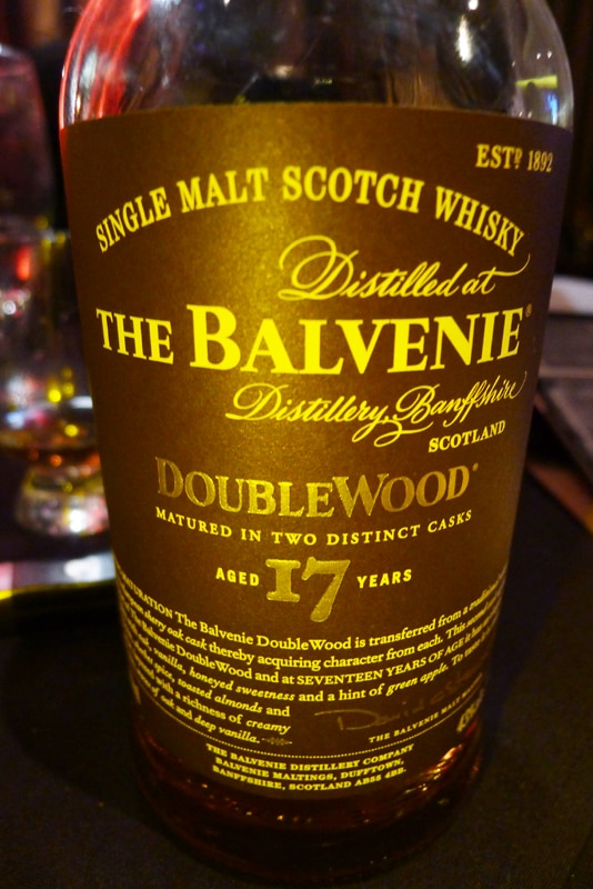 The Balvenie 17-year-old DoubleWood