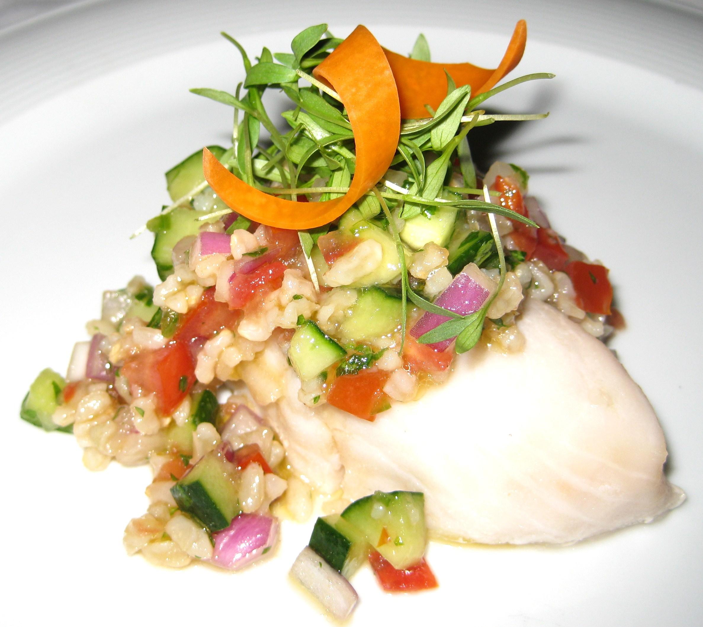 Chef Nobu Matsuhisa's black cod