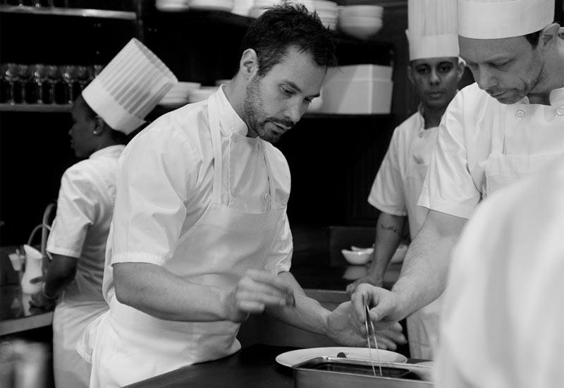 Chef Ronny Emborg, Atera, New York, NY