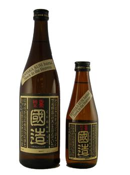 Tentaka Junmai saké