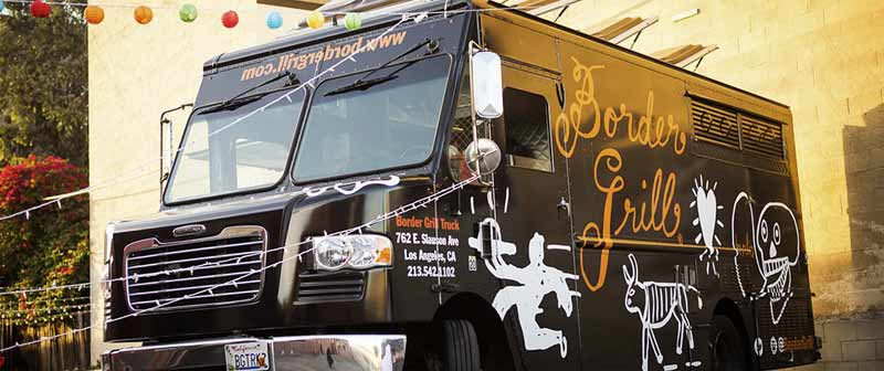 Border Grill food truck