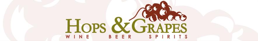 Hops & Grapes Wine Beer Spirits