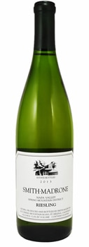 Smith-Madrone 2013 Riesling