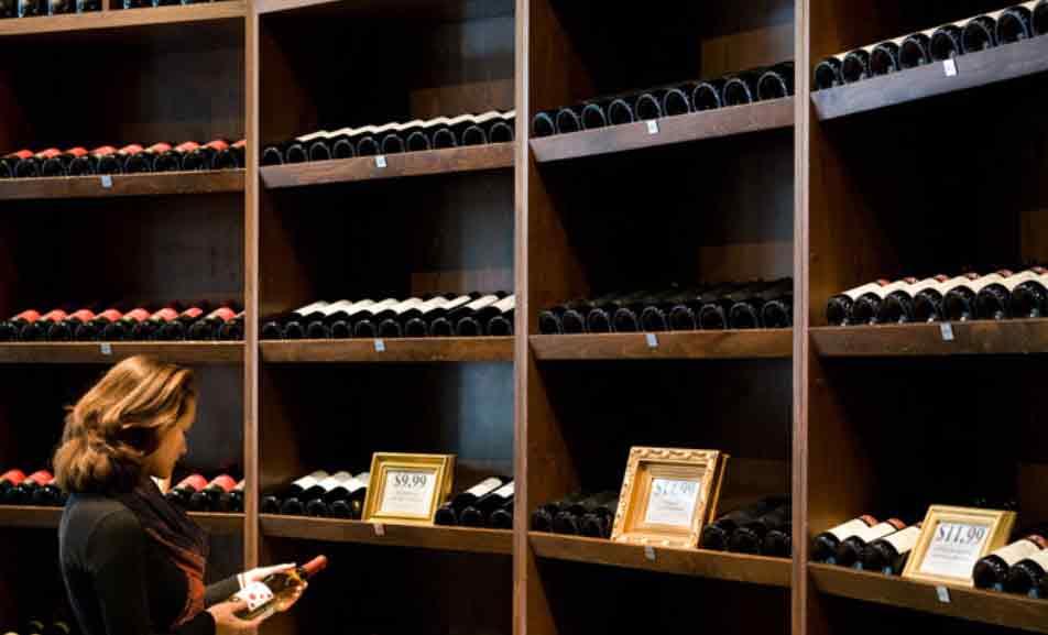 Baltimore best wine stores