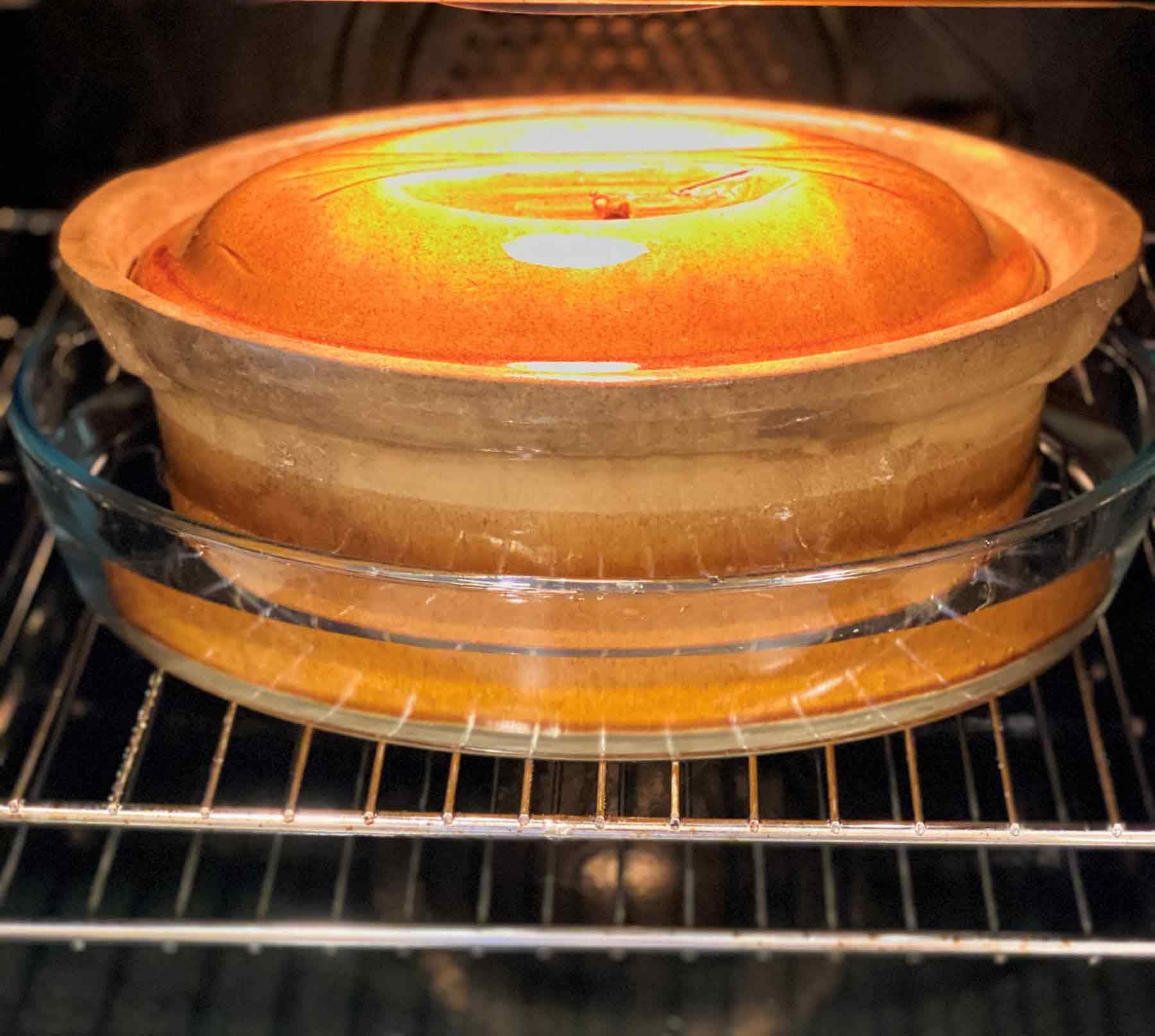 foie gras bain marie cooking