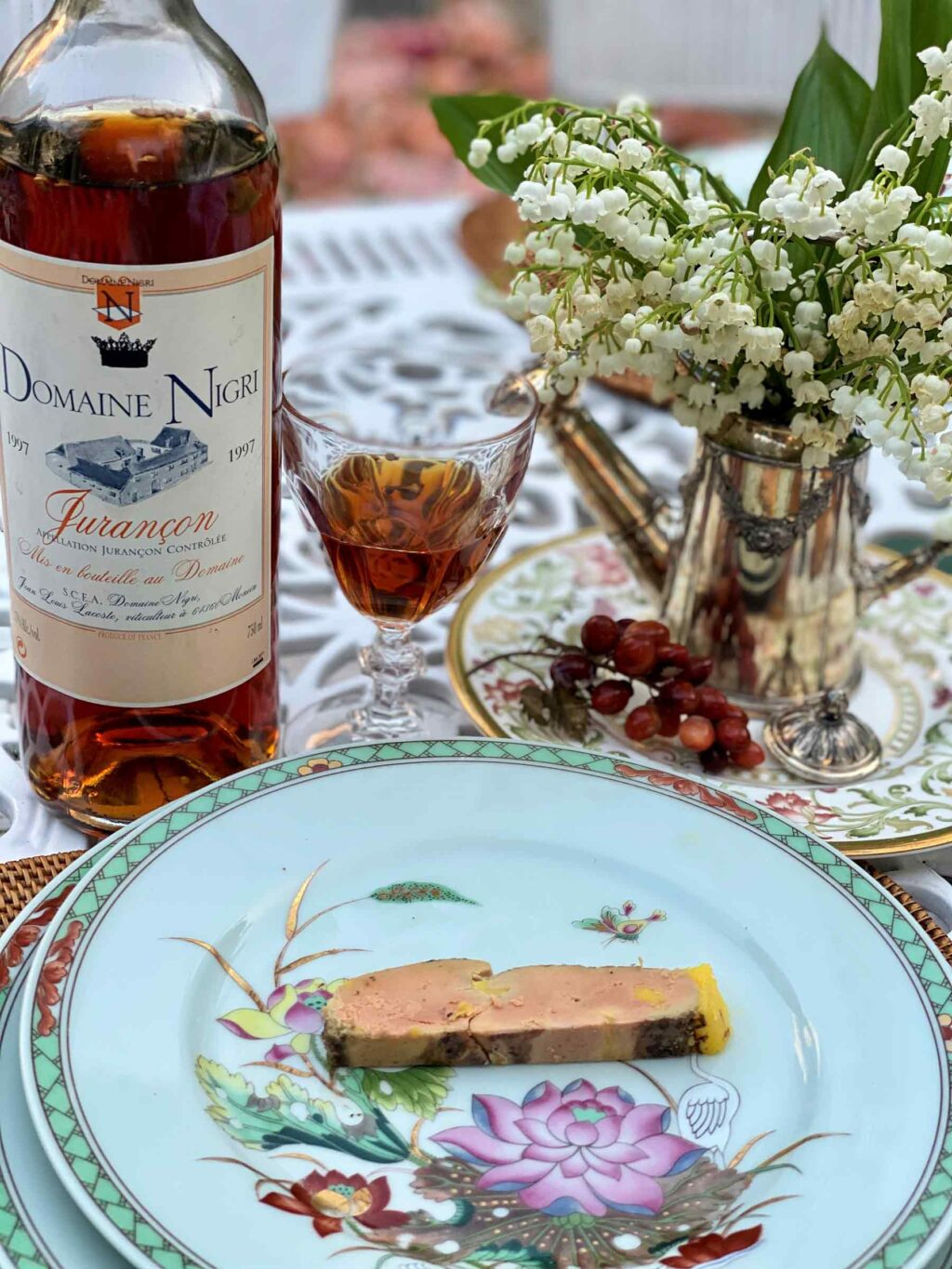 foie gras terrine recipe