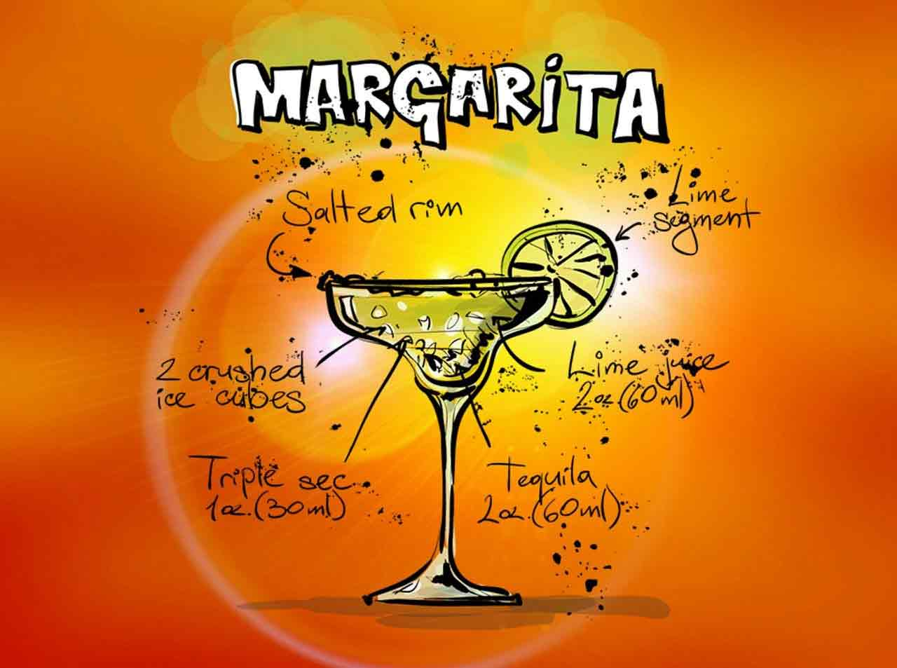making margarita