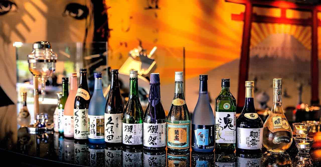 Saké varieties