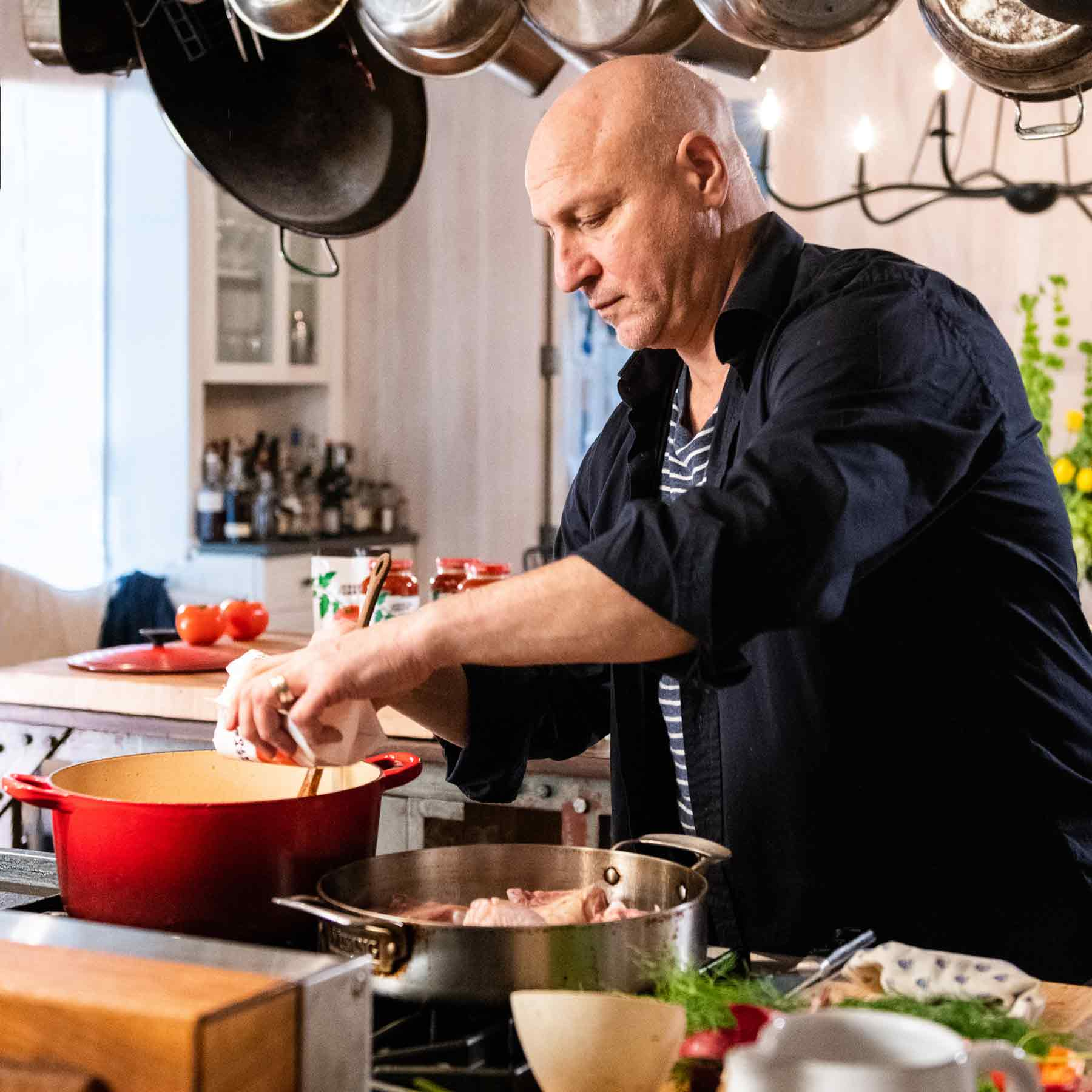 Tom Colicchio recipes