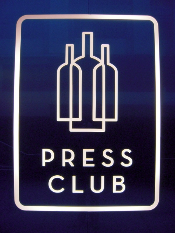 Press Club Wine