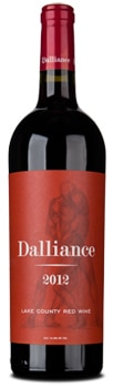 Dalliance 2012 Red Wine