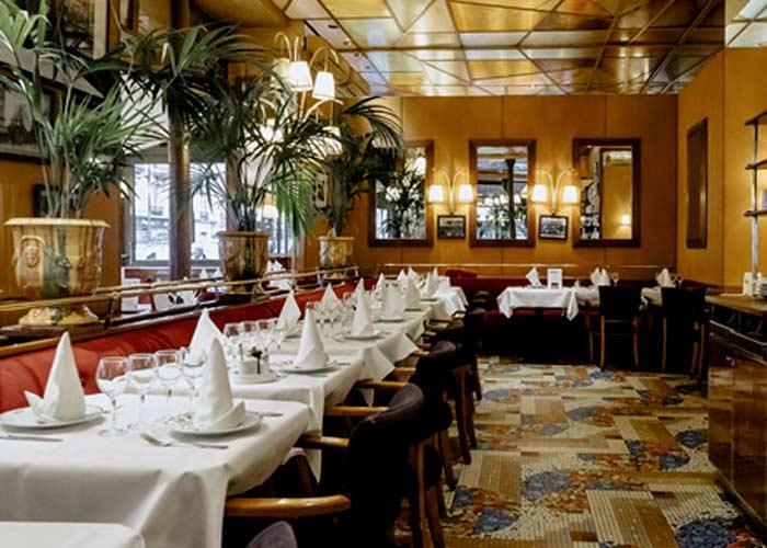 Zeyer restaurant in Paris, France