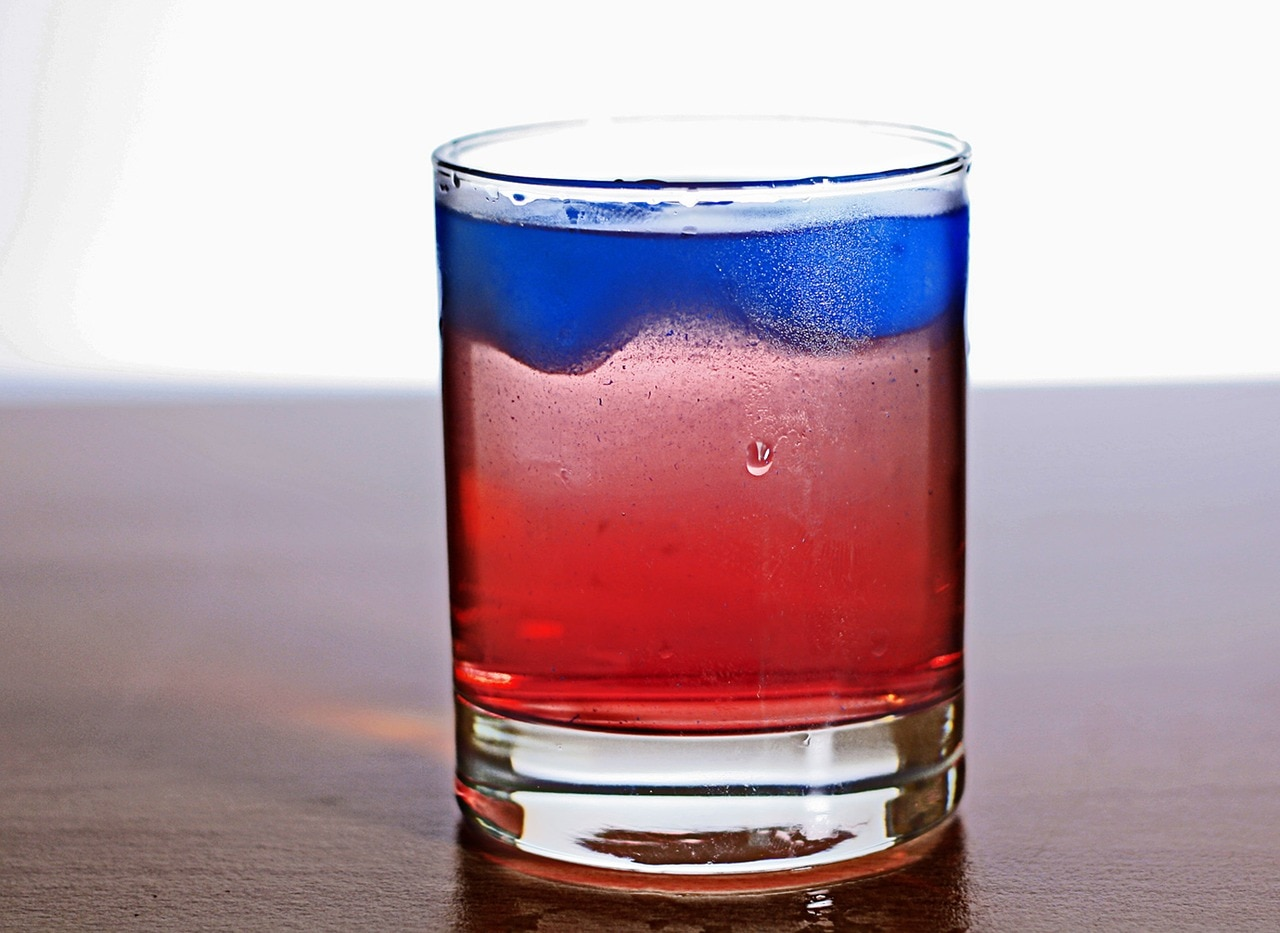 4th of July craft cocktails