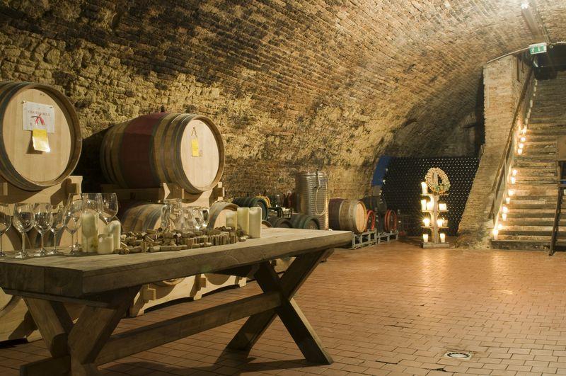 Château Belá Cave