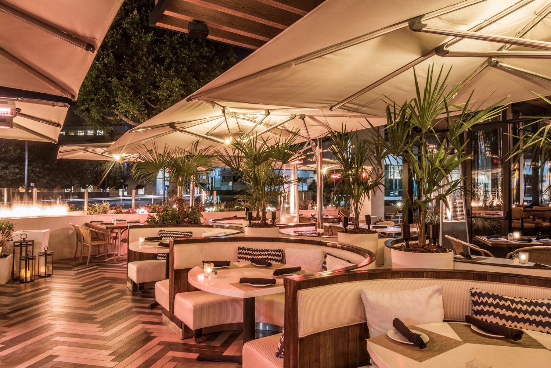 Ocean Prime Beverly Hills Terrace