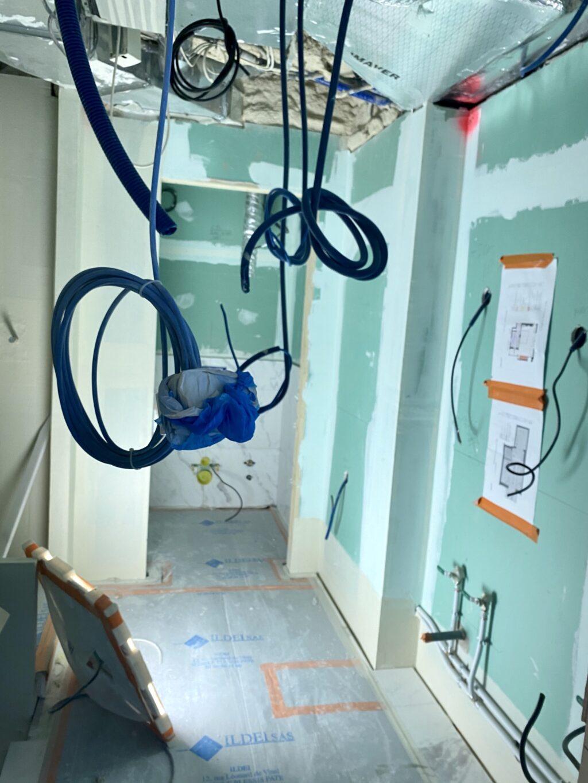 Construction room