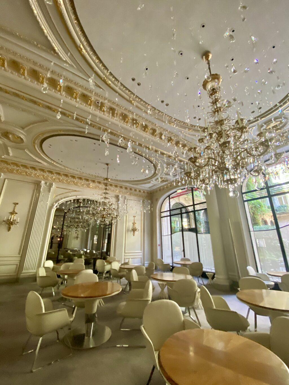 Alain Ducasse restaurant