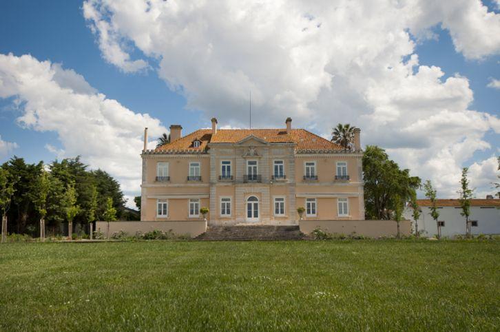 Quinta da Alorna, Tejo, Portugal