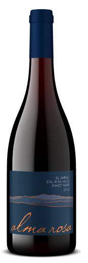 Alma Rosa, El Jabali, Pinot Noir, Sta. Rita Hills 2018
