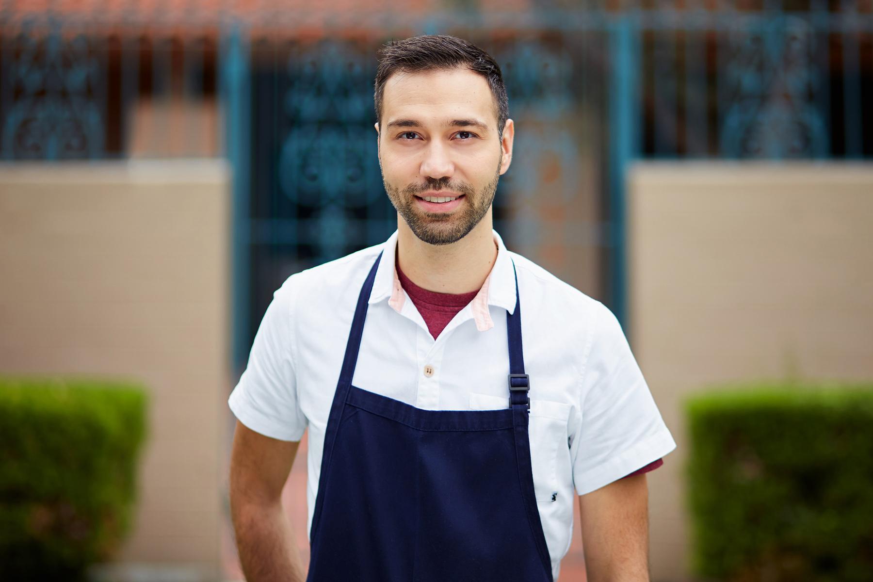 Baker & pastry Chef Noubar Yessayan